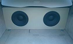 Lösungen für Akustikgehäuse, Subwoofers und Boxen